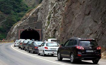 آخرین وضعیت ترافیکی جادههای هراز و چالوس