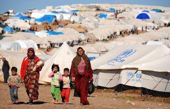 در سال 2015 در هر دقیقه، 24 نفر آواره شدهاند