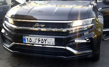 یک شاسی بلند چینی جدید به بازار ایران نزدیک شد + عکس و قیمت