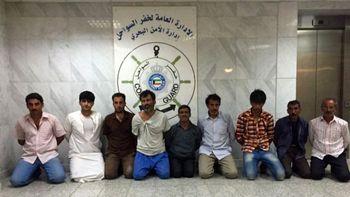 حال عمومی ۱۰ تبعه ایرانی بازداشتشده در کویت خوب است