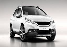 زمان تولید پژو 2008 در ایران خودرو اعلام شد