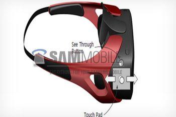 انتشار تصویر Gear VR، هدست واقعیت مجازی سامسونگ