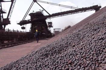 کارنامه تولید کنسانتره آهن در معادن بزرگ