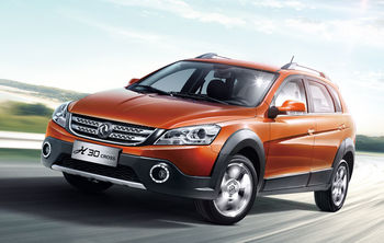 بازار داغ خودروهای چینی در پی افزایش قیمت ارز نیما