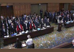 جلسه لاهه برای بررسی شکایت ایران از آمریکا آغاز شد