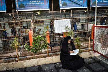 طبخ 80 تن آش در شیراز