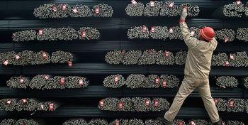 ذوب فولادسازی چین در پی کاهش بیسابقه تقاضا