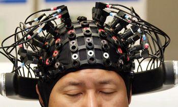 استفاده از فناوری امواج مغزی در خلق هنر