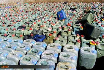 قاچاق روزانه ۶۰ هزار بشکه گازوئیل از ایران به افغانستان و پاکستان