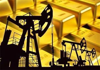 افزایش قیمت نفت وطلا  در اولین روز کار  بازارهای  مالی