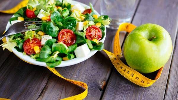برنامه غذایی برای کاهش وزن