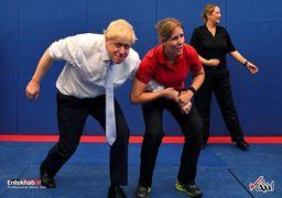 تصاویر خاص از دو بخت اصلی نخستوزیری انگلیس