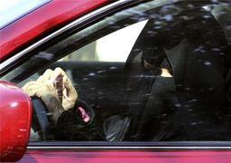 زنان عربستانی عاشق چه ماشین هایی شدند؟