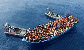 مرگ دستکم ۹ مهاجر در سواحل آنتالیای ترکیه+فیلم ناراحتکننده