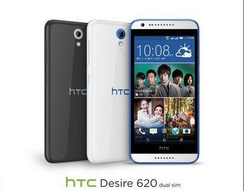 HTC Desire 620 رسماً معرفی شد