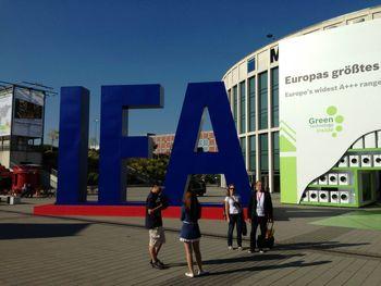 تازه های موبایل در نمایشگاه IFA 2014