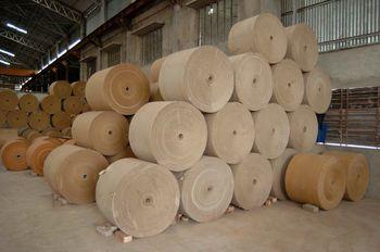 واردات کاغذ کاهش یافت