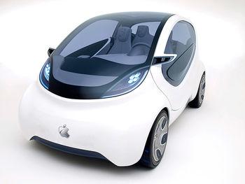 اپل خودرو میسازد