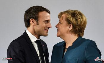 آنگلا مرکل با حمایت ماکرون رئیس کمیسیون اروپا میشود؟