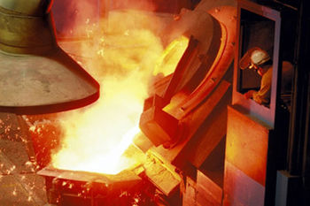 تولید فولاد ایران از ۵ میلیون تن گذشت