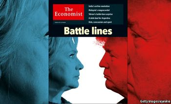 پیشگامان انتخابات آمریکا در خط نبرد