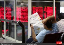 رشد شاخص بورس در روز میدانداری حقوقیها