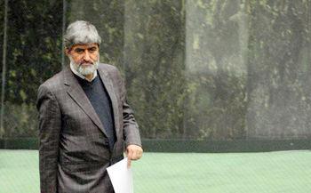 علی مطهری برای اعتراض به دادگاه محمدرضا خاتمی امضا جمع میکند
