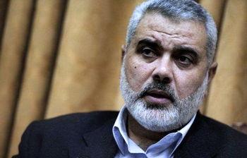 واکنش «اسماعیل هنیه» به رد قطعنامه پیشنهادی آمریکا برای محکومیت حماس
