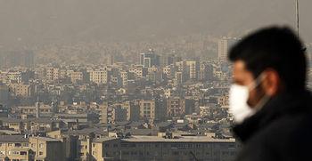 روزانه 8 نفر بر اثر آلودگی هوا در تهران میمیرند