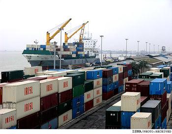 تجارت خارجی دو ماهه ایران در آستانه ۱۶ میلیارد دلار