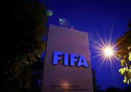حمله فوتبالی ترامپ به فیفا