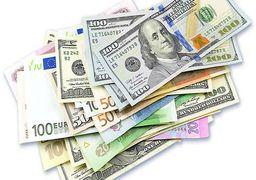 قیمت 19 ارز نسبت به دیروز گران شد/قیمت روز ارزهای دولتی ۹۷/۱۰/۱۹