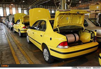 3 میلیون خودرو دوگانه سوز در آستانه انفجار / احتمال تعطیلی خطوط تولید مخازن سی ان جی کشور