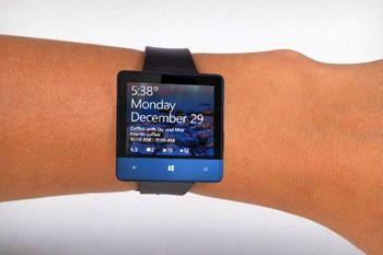 ساعت هوشمند مایکروسافت سازگار با اندروید و iOS