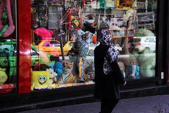 فروش عروسکهای میلیونی در تهران / عروسکهایی که قابلیت سواری دادن دارند