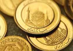 قیمت انواع سکه و طلا امروز ۹۸/۲/۲۲ | ریزش طلا با شکستن مرز روانی بازار