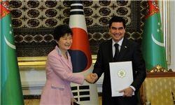 توافق ترکمنستان و کره جنوبی برای احداث تاسیسات ۴ میلیارد دلاری پالایش گاز