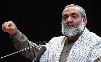 سردار نقدی: دشمن جرأت حمله به کشور ما را ندارد