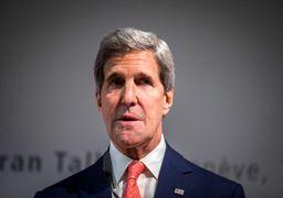هشدار جان کری در مورد هر گونه «رویارویی» غیر مذاکره ای آمریکا با ایران