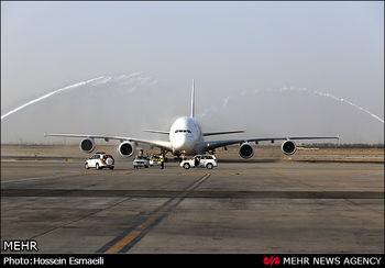 دولت روحانی چقدر هواپیما وارد کرده است؟/نمودار تعداد هواپیما از 1357 تا 1393