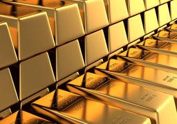 سقوط اونس جهانی طلا تحت تاثیر فشار بازار سهام