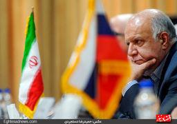 وزیر نفت ایران با وزیر انرژی روسیه دیدار کرد
