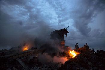 295 کشته در یک سقوط رازآلود