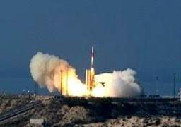 آزمایش موشکی ارتش اسرائیل