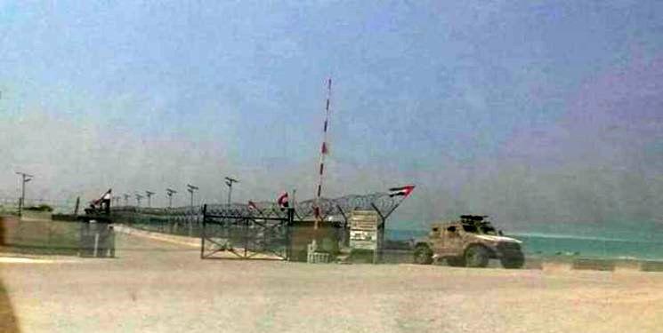 امارات ساخت پایگاه نظامی در «سقطری» را آغاز کرد