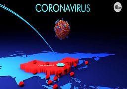 آمار جهانی شیوع کروناویروس/ بهبودی ۵۷ هزار و ۶۲۹ نفر از مبتلایان