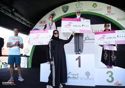اولین دوی ماراتن زنان در عربستان + عکس