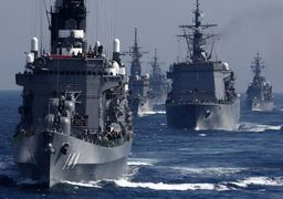 اعزام ناو جنگی و هواپیماهای گشتزنی ژاپن به خاورمیانه