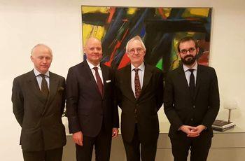 رایزنی برای همزاد ایرانی اینستکس/ جزئیات سفر مدیر اجرایی سازوکار مالی اروپا به تهران