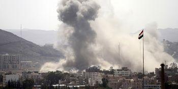جنگندههای سعودی فرودگاه صنعاء را بمباران کردند